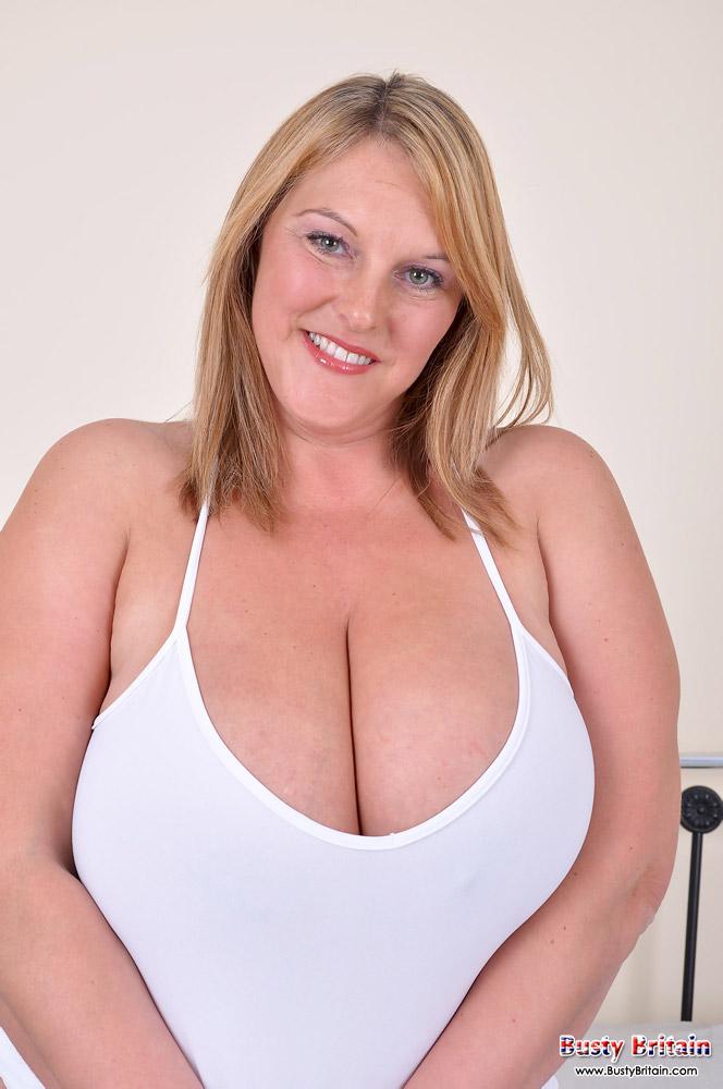 Big Tits Handjob Mature